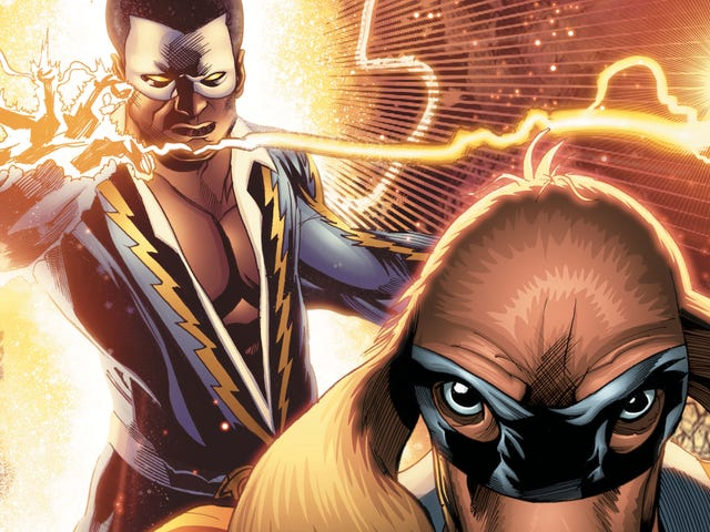 TheBlack Lightning/Hong Kong PhooeyComic Crossover Will Be the 'Bruce Lee Story You Were Dying to See'
