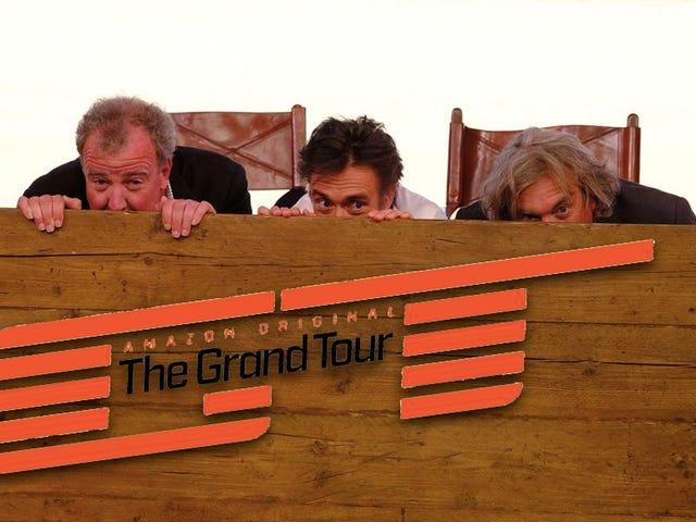 आज रात को कैसे देखें The Grand Tour