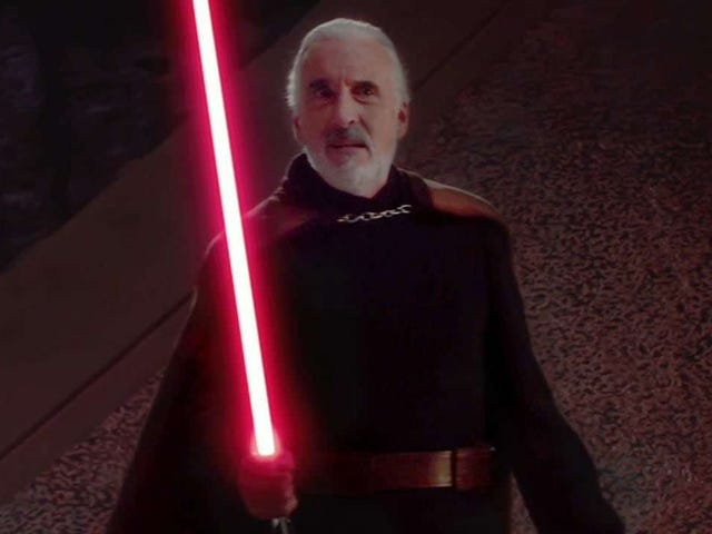 The Star Wars Prequels' Biggest Crime Was Wasting Christopher Lee