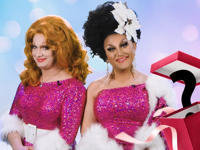 Jinkx Monsoon and BenDeLaCreme's Gift Guide for the Stars