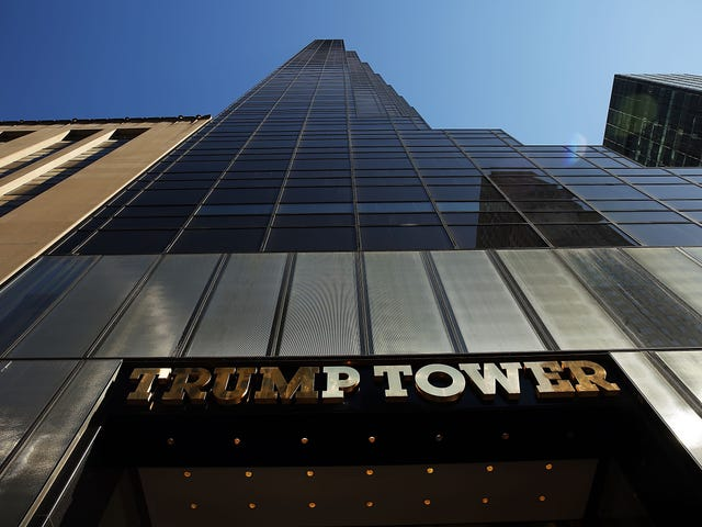 A Man Died in a Trump Tower Fire and the Trump Organization Still Wants Their Money