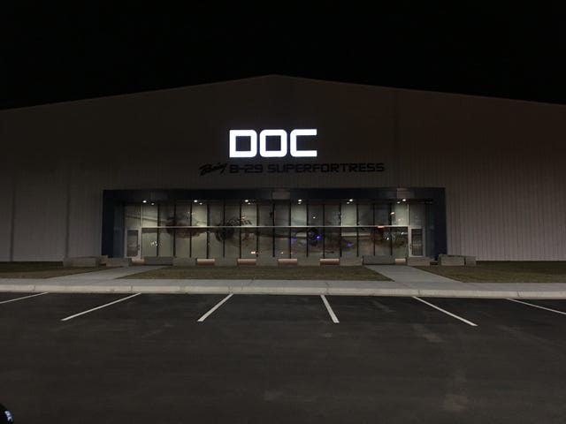 Dropped by Doc's the other night