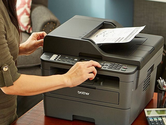 This Discounted Brother Printer Has Everything You Need, and Also a Document Feeder