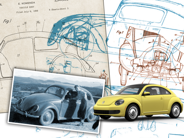 Volkswagen Wins Copyright Battle Against Daughter of the Designer of the Original Beetle in Confusing Decision