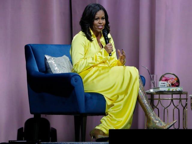 Sự Becoming của Michelle Obama đang trở thành một chương trình giảng dạy