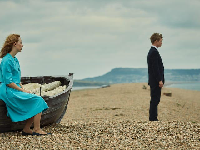 Intimacy divides a young couple in the effective Ian McEwan adaptation On Chesil Beach