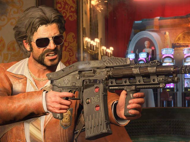 Black Ops 4's 'Grand Heist' Update Is Excellent Except For The Loot Boxes