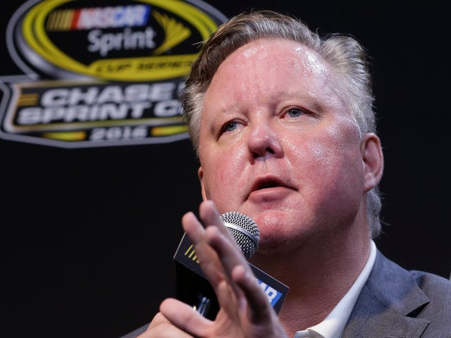 NASCAR CEO Brian France to Take 'Indefinite Leave of Absence' After DUI and Drug Charges