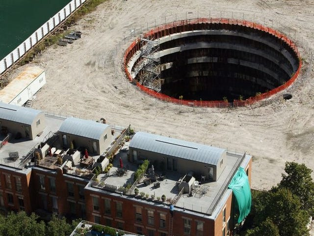 How Chicago Is Trying to Hide Its Giant Hell Pit