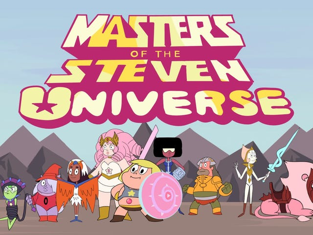 Masters of the Steven Universe