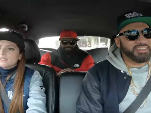 Desus and Mero take Anna Kendrick on a cultural tour of the Bronx: lobster, dice, and a strip club