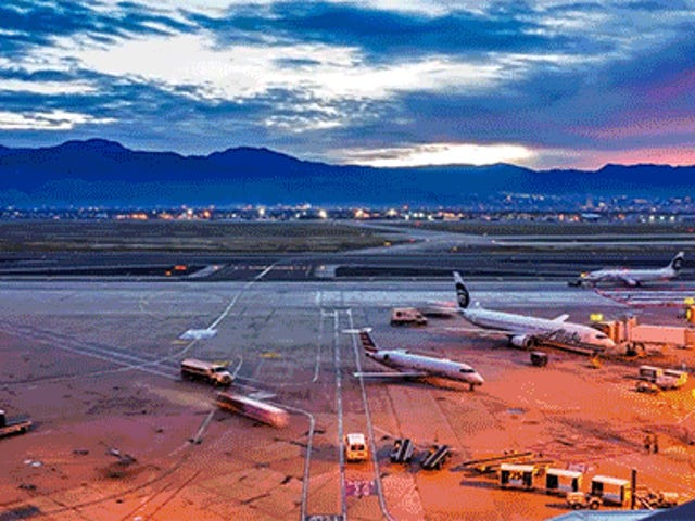 Feast Your Eyes On This Mesmerizing Timelapse Of Airport Logistics