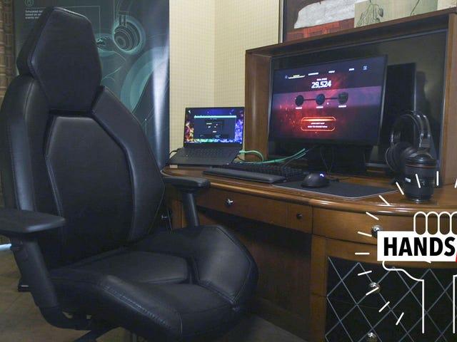 Razer's Full Suite of Haptic Feedback Peripherals Made My Booty Shake