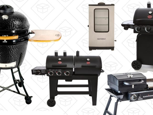 Start Cooking Outdoors Again With Home Depot's One-Day-Only Sale