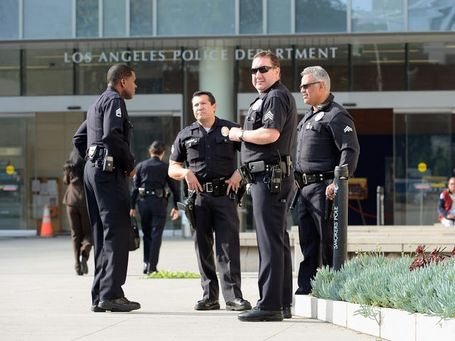 20 LAPD Officers Are Now Under Investigation For Falsifying Gang Labels