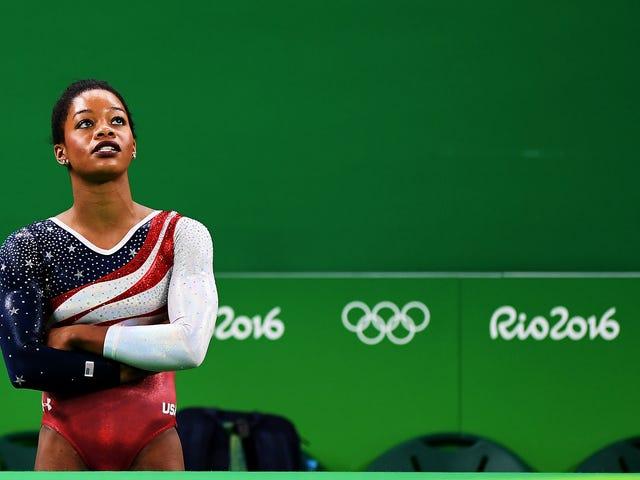 Gabby Douglas et la damnation des femmes noires