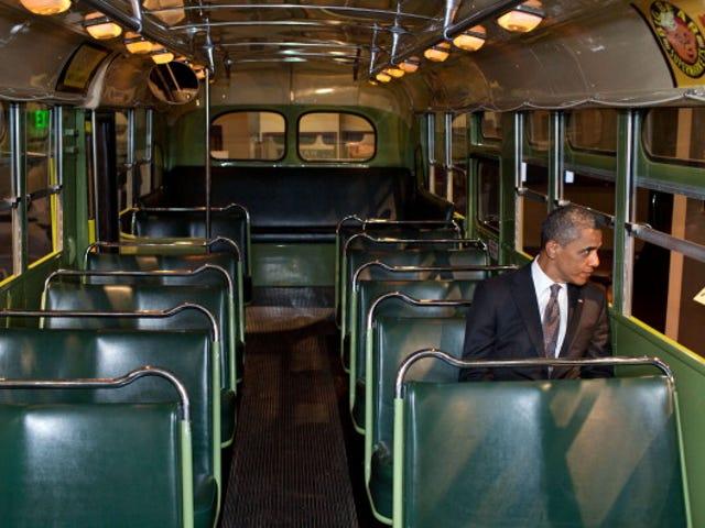 Les affaires inachevées du premier président noir