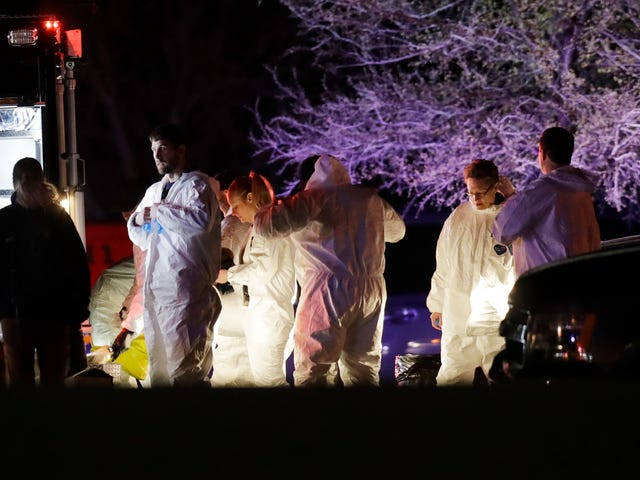 Suspect in Austin, Texas, Bombings Killed Himself in Blast Before Authorities Could Make an Arrest: Report
