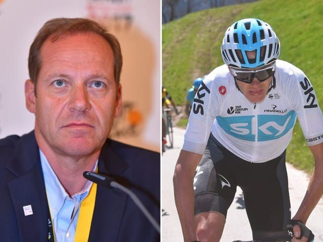 Prudhomme won't stop Froome from racing Tour