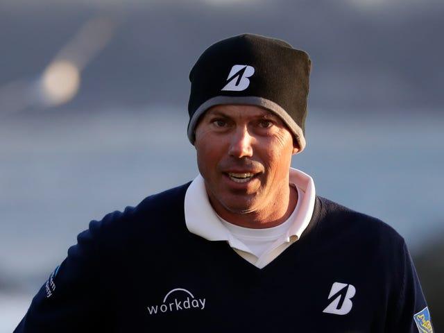 Extremely Rich Golfer Matt Kuchar Defends Stiffing His Caddie