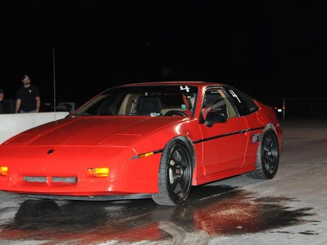 My Fiero Story: From Stock to a Turbocharged Beast