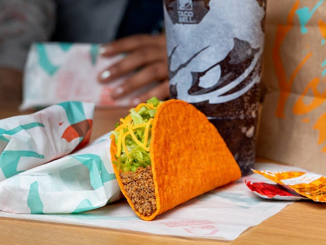 End the longest month in history with a free taco