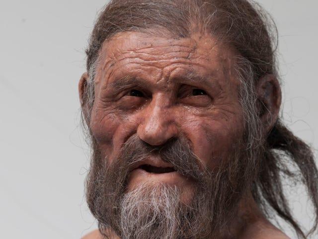 Ötzi the Iceman's Axe Came From Surprisingly Far Away