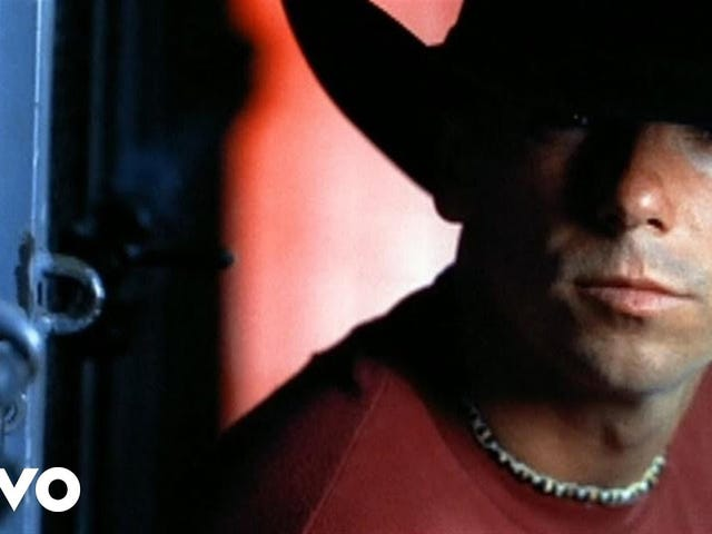 Kenny Chesney—'There Goes My Life'