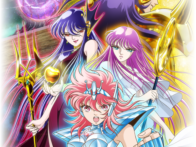 Enjoy the promo of Saint Seiya: Saintia Sho!