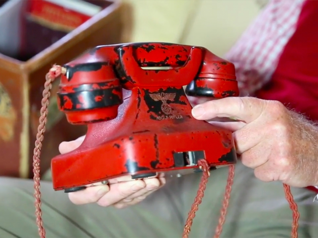 Who Will Pay $300,000 for Hitler's Bunker Phone?