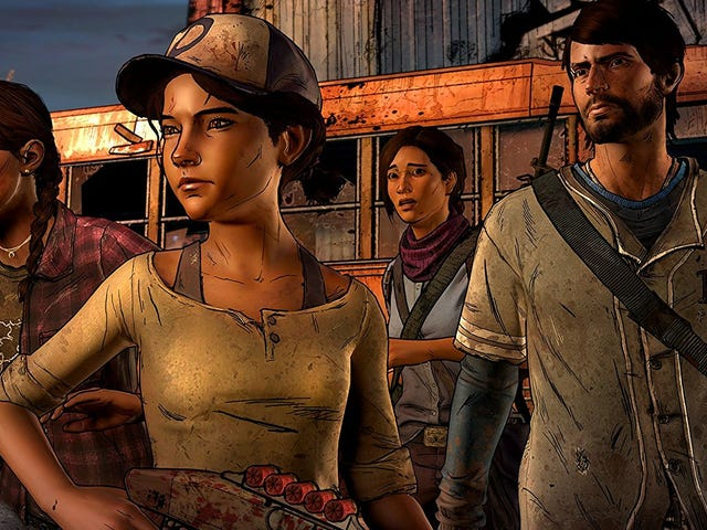 Own The Complete Telltale Walking Dead Collection For Just $35
