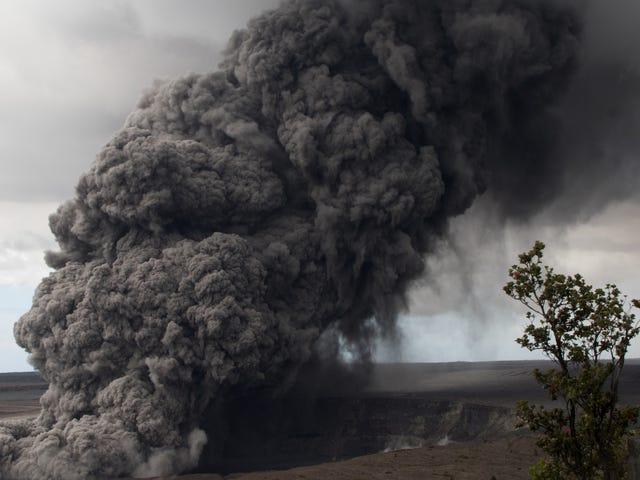 Waarom vulkanische as van Kilauea een ernstig gezondheidsrisico is <em></em>