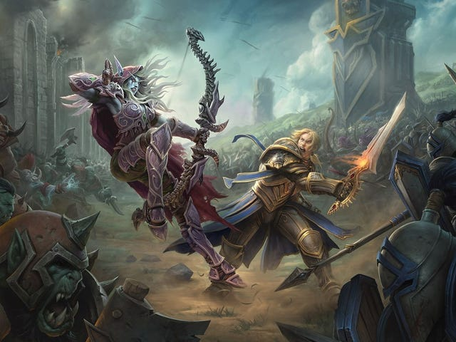 In World Of Warcraft's New Communities, It's Easy To Troll And Hard To Ban