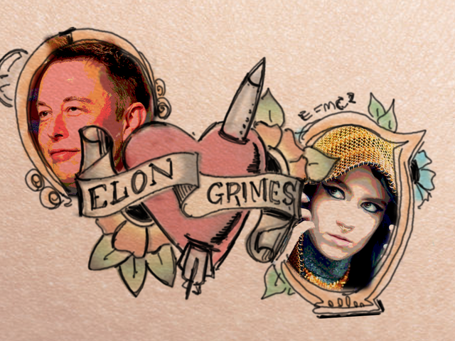 Your Guide To Grimes And Elon Musk, The Most Bewildering Space Romance Of Our Time