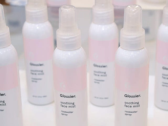 Glossier's Having a Hard Time Trademarking Its Iconic Packaging