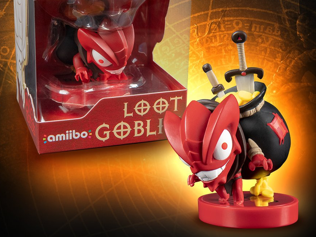 Gritty Has A Child And It's This Diablo III Amiibo