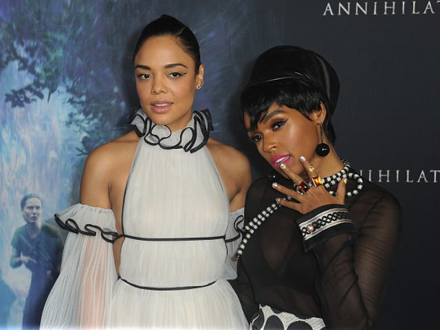Tessa Thompson Loves Janelle Monáe, Came Out as Bisexual in Latest Interview