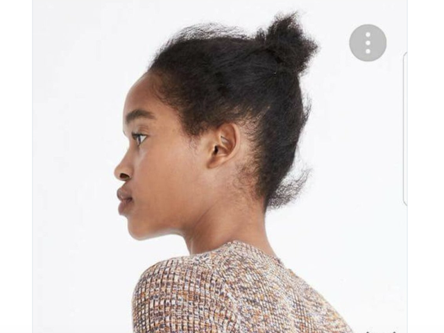 J.Crew Doesn't Believe in Hairstylists for Its Black Models