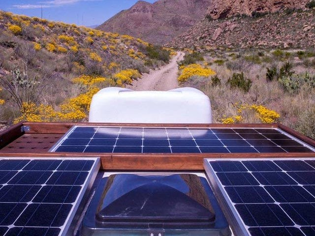 Soak Up the Sun (and the Savings) With This 100W Solar Panel Sale