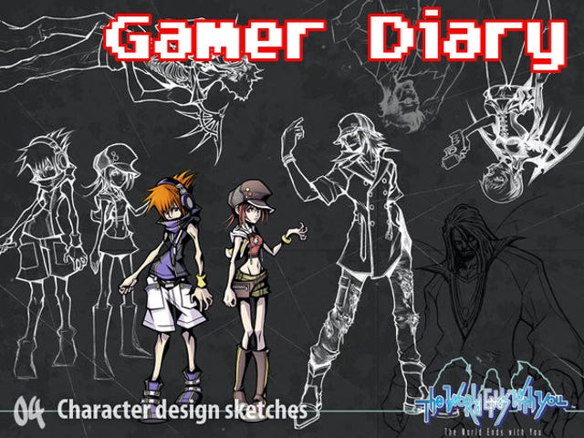 Gamer Diary: The World Ends with You Final Remix