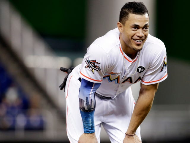 St. Louis Cardinals Release Statement Announcing That Giancarlo Stanton Has Owned Them