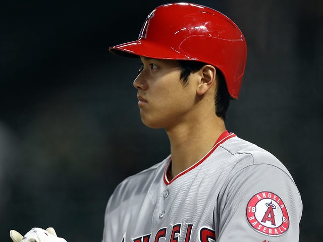 Shohei Ohtani, Like All Of Us, Wants The Angels To Play Him More