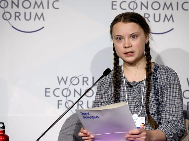 Los huelguistas adolescentes del clima han sacudido a los capitalistas