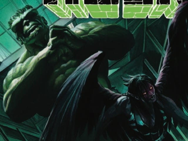 Conflict escalation reaches fever pitch in this Immortal Hulk exclusive