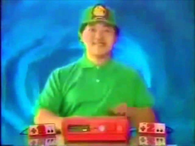 Late TAY Retro: Sharp    Twim Famicom    TV Commercial (JP)