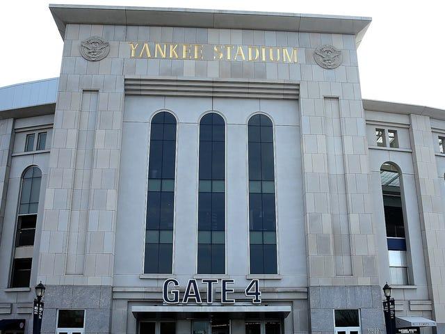 Gli Yankees vogliono sapere se i loro fan sono giù con le fosse di fuoco