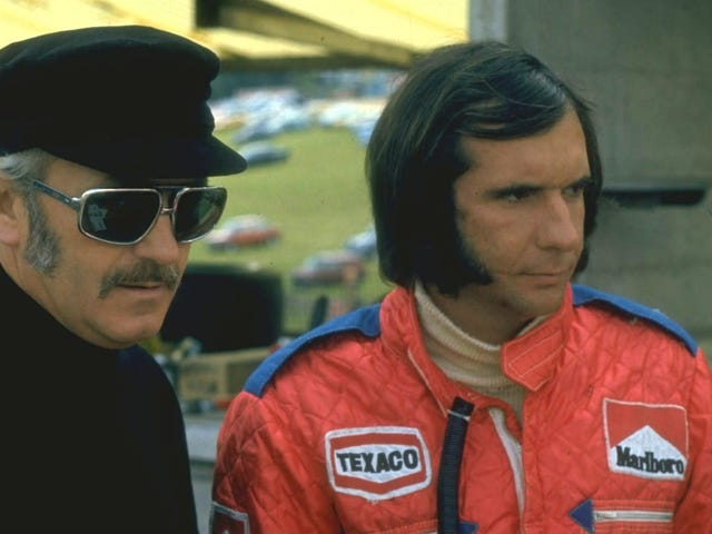 Which Formula One Driver Had The Best Facial Hair Of All Time?