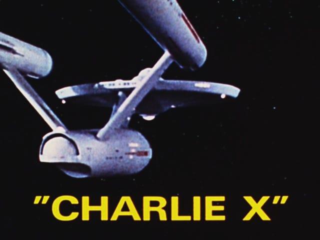 हमारी नई डार्लिंग!  स्टार ट्रेक रिकैप, S01E02: चार्ली एक्स