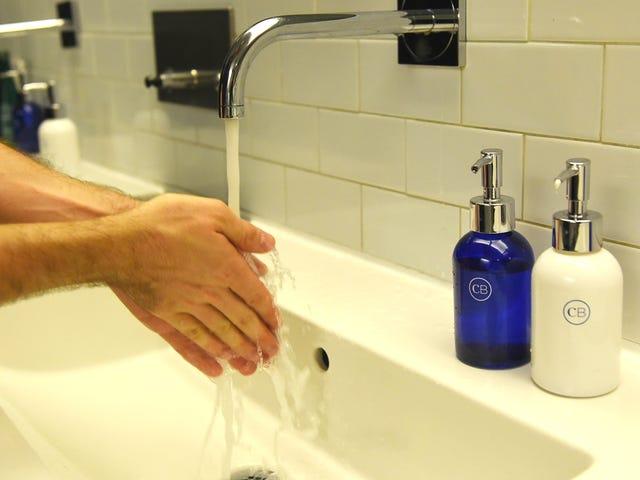 Σε έναν κόσμο του MRSA και του Superfungi, πρέπει να ξεκινήσετε να πλένετε τα χέρια σας σωστά