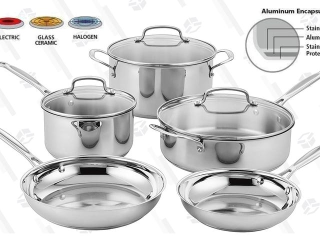 Upgrade All of Your Cookware For Just $100, Today Only